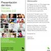 Invitación Presentación libro Héroes Sociales